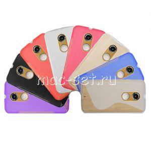 """Чехол-накладка силиконовый """"S-Line"""" для Motorola Moto X 2nd Gen"""