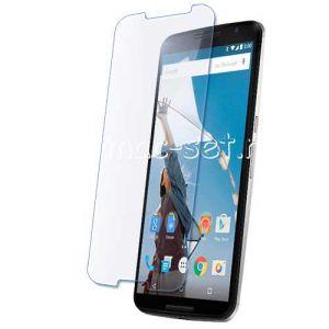 Защитное стекло для Motorola Google Nexus 6 [переднее]