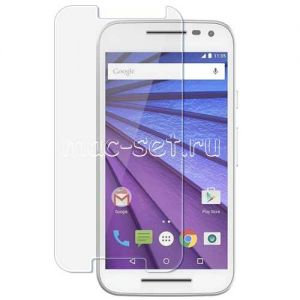 Защитное стекло для Motorola Moto G 3rd Gen [переднее]