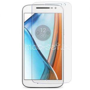 Защитное стекло для Motorola Moto G4 [переднее]