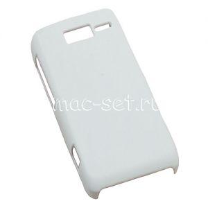 Чехол-накладка пластиковый для Motorola Razr i XT890 / M XT907 (белый)