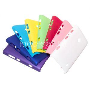 Чехол-накладка пластиковый для Nokia Lumia 520 / 525