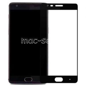 Защитное стекло для OnePlus 3 / 3T [на весь экран] Aiwo (черное)