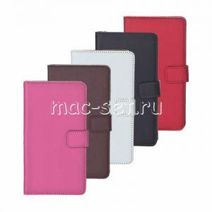 Чехол-книжка кожаный для Samsung Galaxy Note 4 N910