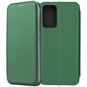 Чехол-книжка для Samsung Galaxy A52 A525 (зеленый) Fashion Case