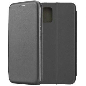 Чехол-книжка для Samsung Galaxy A51 A515 (черный) Fashion Case
