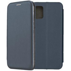 Чехол-книжка для Samsung Galaxy A51 A515 (синий) Fashion Case