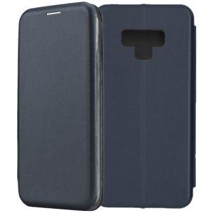 Чехол-книжка для Samsung Galaxy Note 9 N960 (синий) Fashion Case