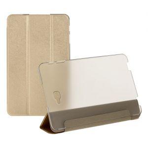 Чехол-книжка для Samsung Galaxy Tab A 10.1 T580 / T585 (золотистый) TransCover