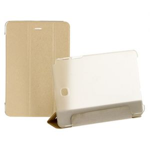 Чехол-книжка для Samsung Galaxy Tab A 8.0 T350 / T355 (золотистый) TransCover