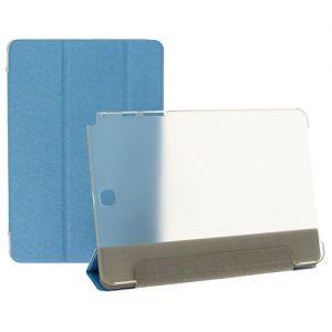 Чехол-книжка для Samsung Galaxy Tab A 9.7 T550 / T555 (голубой) TransCover