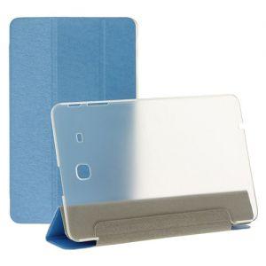 Чехол-книжка для Samsung Galaxy Tab E 9.6 T560 / T561 (голубой) TransCover