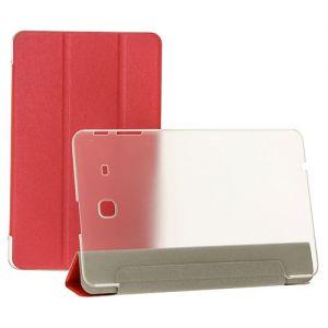 Чехол-книжка для Samsung Galaxy Tab E 9.6 T560 / T561 (красный) TransCover