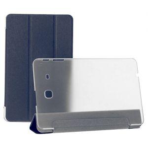 Чехол-книжка для Samsung Galaxy Tab E 9.6 T560 / T561 (синий) TransCover