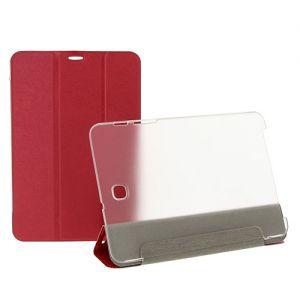 Чехол-книжка для Samsung Galaxy Tab S2 8.0 T710 / T715 (красный) TransCover