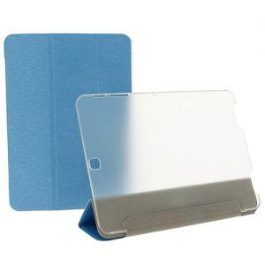 Чехол-книжка для Samsung Galaxy Tab S2 9.7 T810 / T815 (голубой) TransCover