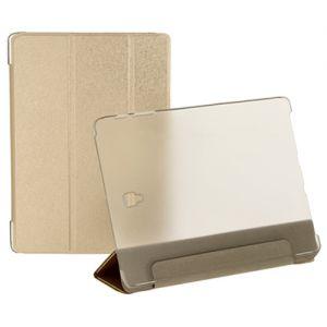 Чехол-книжка для Samsung Galaxy Tab S4 T830 / T835 (золотистый) TransCover