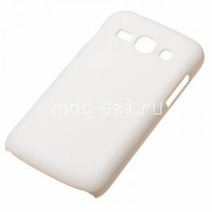 Чехол-накладка пластиковый для Samsung Galaxy Ace 3 S7270 / S7272 (белый)