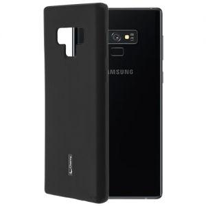 Чехол-накладка силиконовый для Samsung Galaxy Note 9 N960 (черный) Cherry