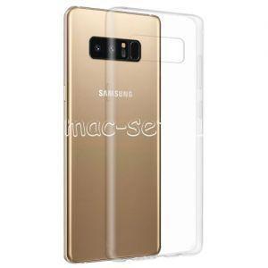 Чехол-накладка силиконовый для Samsung Galaxy Note 8 N950 [толщина 0.5 мм] (прозрачный)
