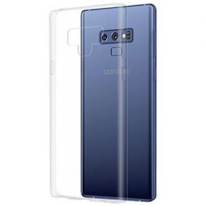 Чехол-накладка силиконовый для Samsung Galaxy Note 9 N960 (прозрачный 1.0мм)