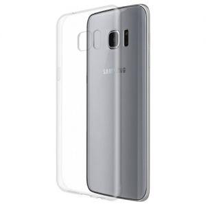 Чехол-накладка силиконовый для Samsung Galaxy S7 edge G935 [толщина 1.0 мм] (прозрачный)