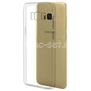 Чехол-накладка силиконовый для Samsung Galaxy S8 G950 (прозрачный 0.5мм)