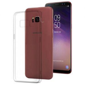 Чехол-накладка силиконовый для Samsung Galaxy S8 G950 (прозрачный) HOCO