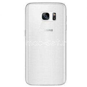 Чехол-накладка силиконовый для Samsung Galaxy S7 G930 (прозрачный 0.5мм)