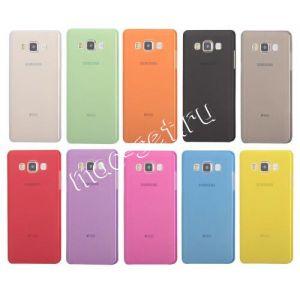 Чехол-накладка пластиковый для Samsung Galaxy A5 A500 ультратонкий
