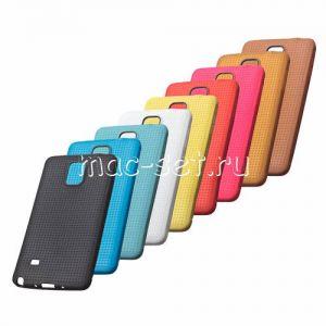 Чехол-накладка силиконовый для Samsung Galaxy Note 4 N910