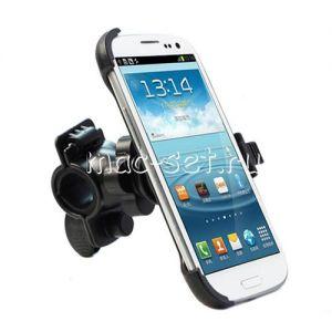 Велодержатель для Samsung Galaxy S3 I9300 на руль (черный)