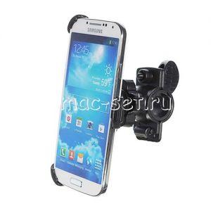 Велодержатель для Samsung Galaxy S4 I9500 / I9505 на руль (черный)