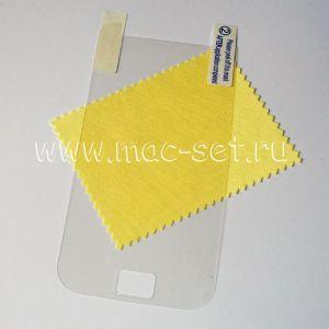 Защитная пленка для Samsung Galaxy S plus I9001 (прозрачная)