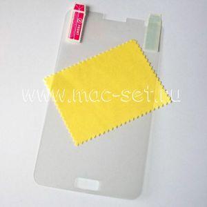 Защитная пленка для Samsung Galaxy Note N7000 (прозрачная)