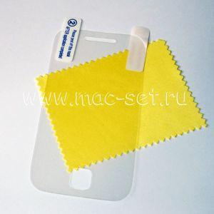 Защитная пленка для Samsung Galaxy Y S5360 (прозрачная)