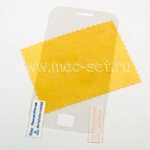 Защитная пленка для Samsung Galaxy Ace Duos S6802 (прозрачная)