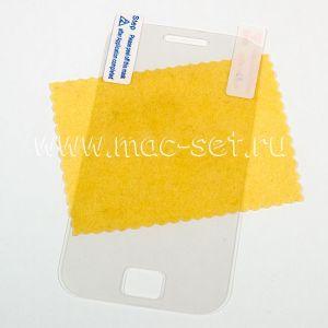 Защитная пленка для Samsung Galaxy Ace Duos S6802 (матовая)