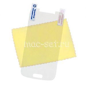 Защитная пленка для Samsung Galaxy S4 Zoom C101 (прозрачная)