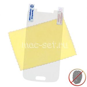 Защитная пленка для Samsung Galaxy S4 Zoom C101 (матовая)