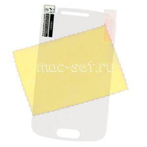 Защитная пленка для Samsung Galaxy S Duos S7562 (прозрачная)