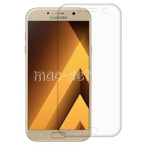 Защитное стекло 3D для Samsung Galaxy A5 (2017) A520 [изогнутое на весь экран] (прозрачное)