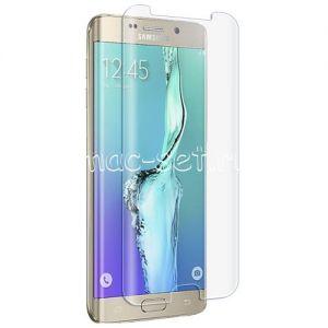 Защитное стекло 3D для Samsung Galaxy S6 edge+ G928 [изогнутое] (прозрачное)