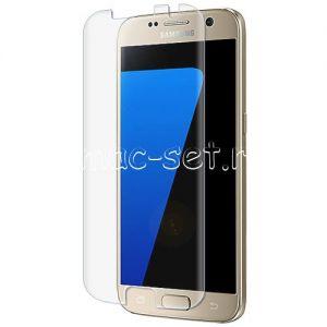 Защитное стекло 3D для Samsung Galaxy S7 G930 [изогнутое] (прозрачное)