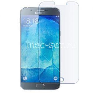 Защитное стекло для Samsung Galaxy A8 A800 [переднее]