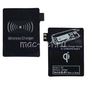 Адаптер Qi-приемник для Samsung Galaxy Note 2 N7100 [беспроводной зарядки]