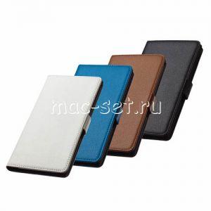 Чехол-книжка кожаный для Sony Xperia Z Ultra