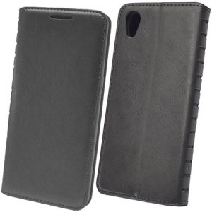 Чехол-книжка для Sony Xperia XA1 Ultra / Dual (черный) Book Case