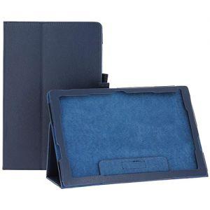 Чехол-книжка для Sony Xperia Z4 Tablet (синий) Book Case Max