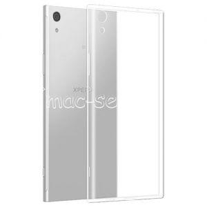 Чехол-накладка силиконовый для Sony Xperia XA1 / XA1 Dual глянцевый (прозрачный)
